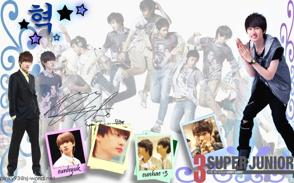 Hyukie Oppa <3 - Eunhyuk Wallpaper (27398410) - Fanpop