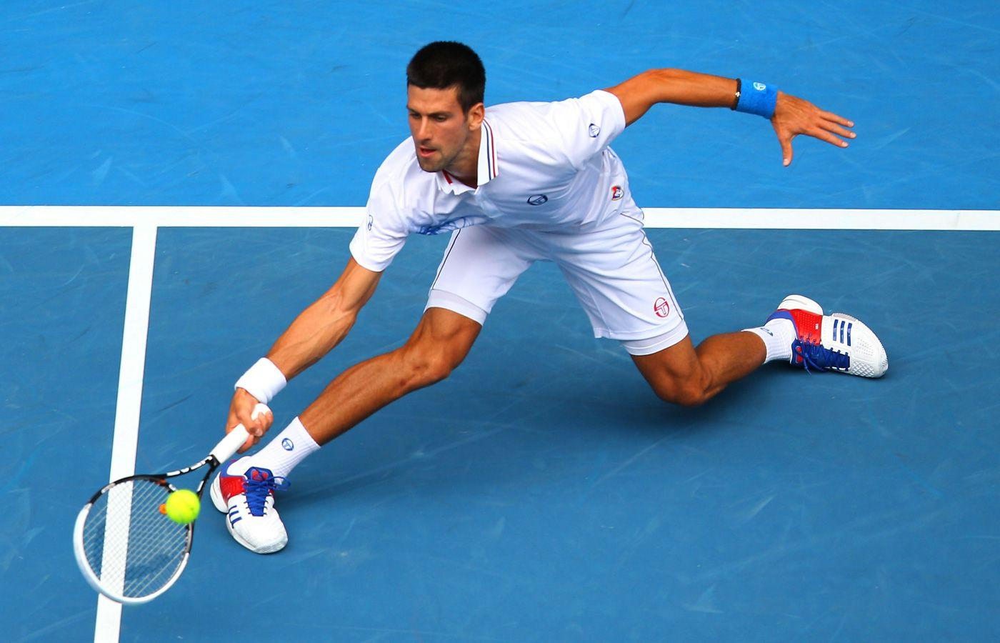 World Sports Hd Wallpapers: Novak Djokovic Hd Wallpapers
