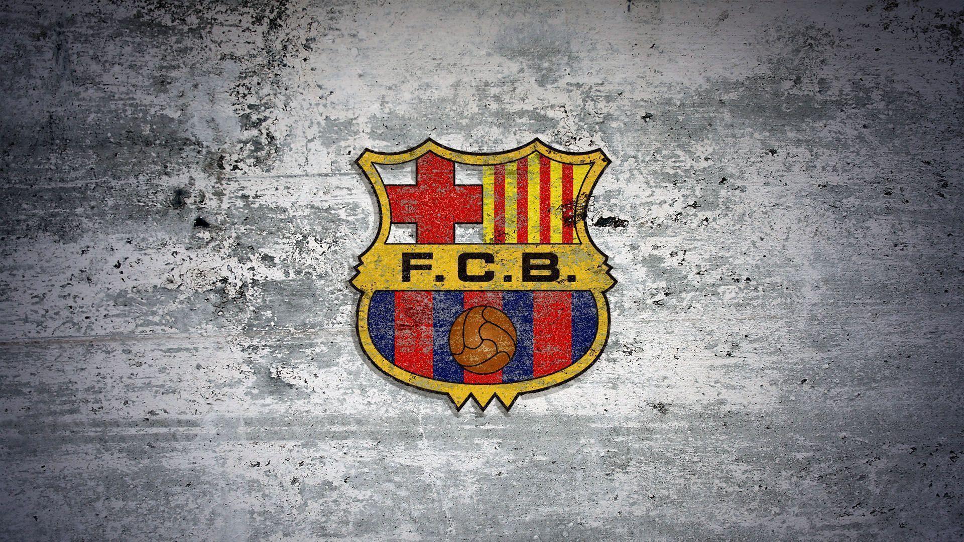 Barca Logo 1920x1080 wallpaper