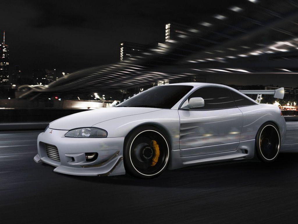 DeviantArt: More Like Mitsubishi Eclipse by edcgraphic