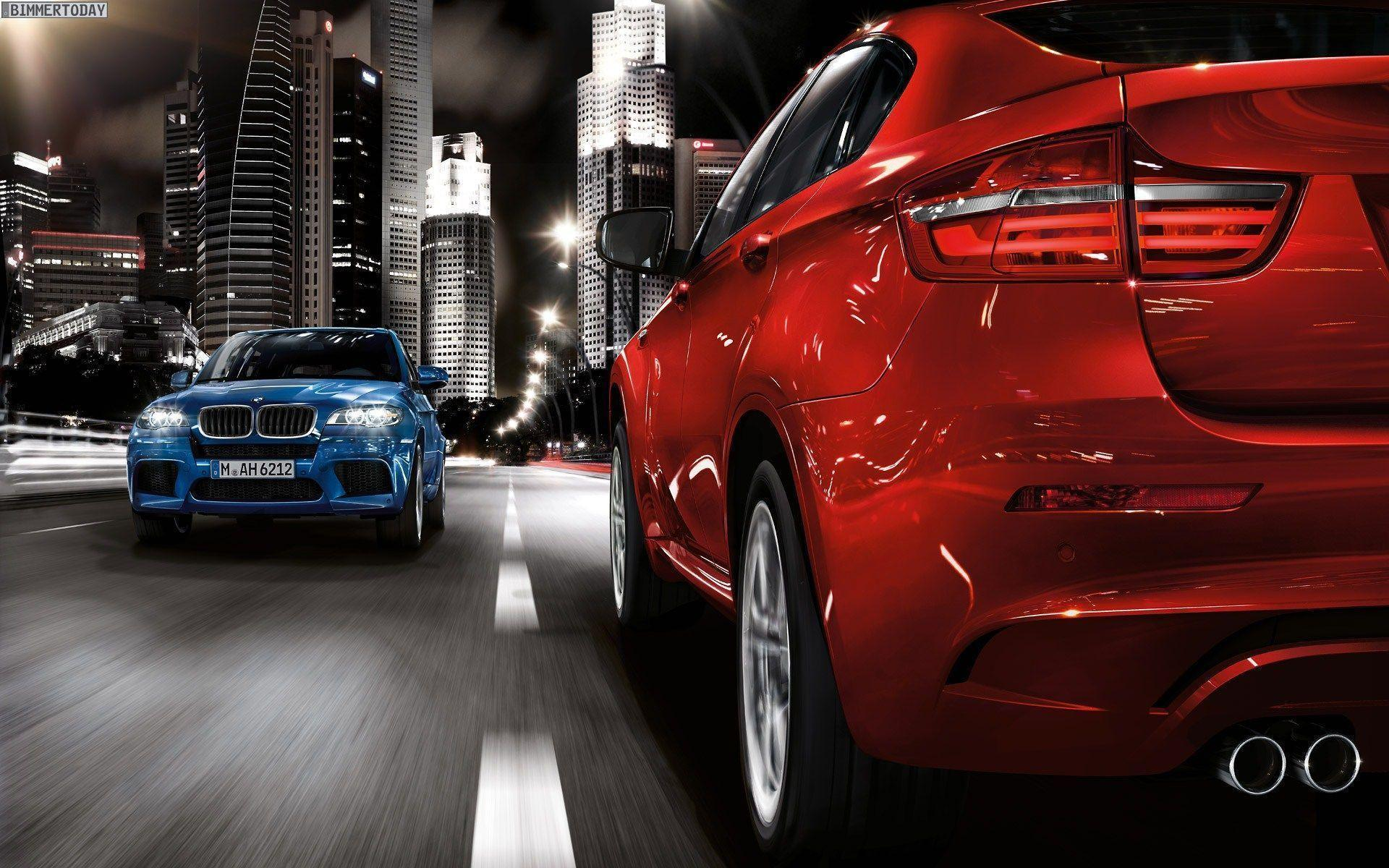 Vehicles For > Bmw X6 M Wallpaper