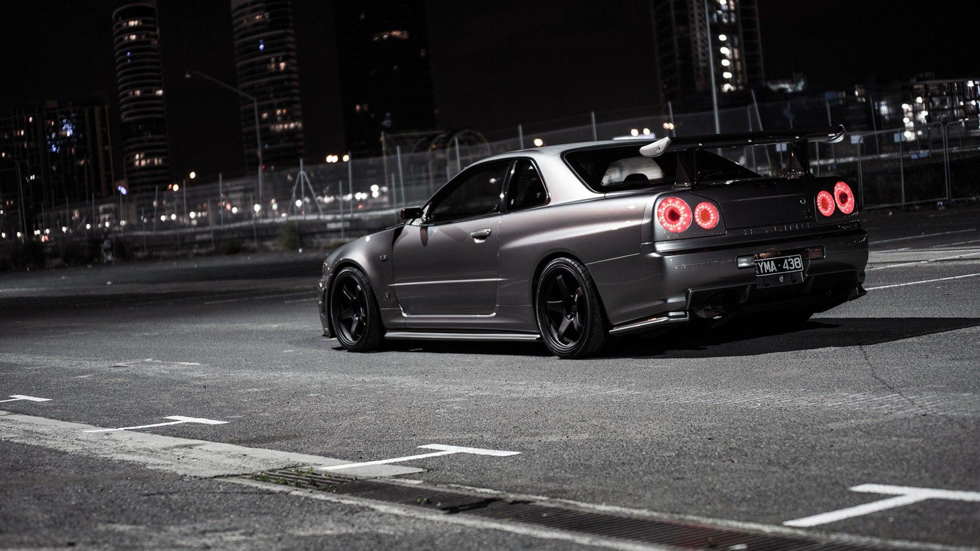 R34 Gtr Wallpapers Wallpaper Cave