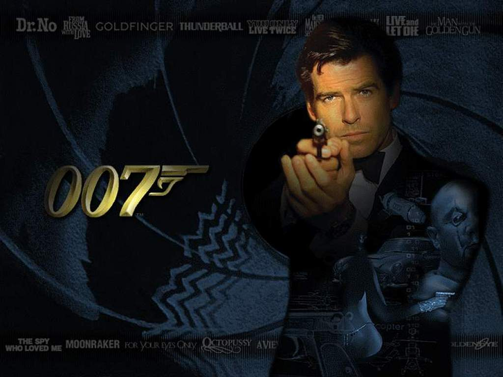 The James Bond 007 Dossier