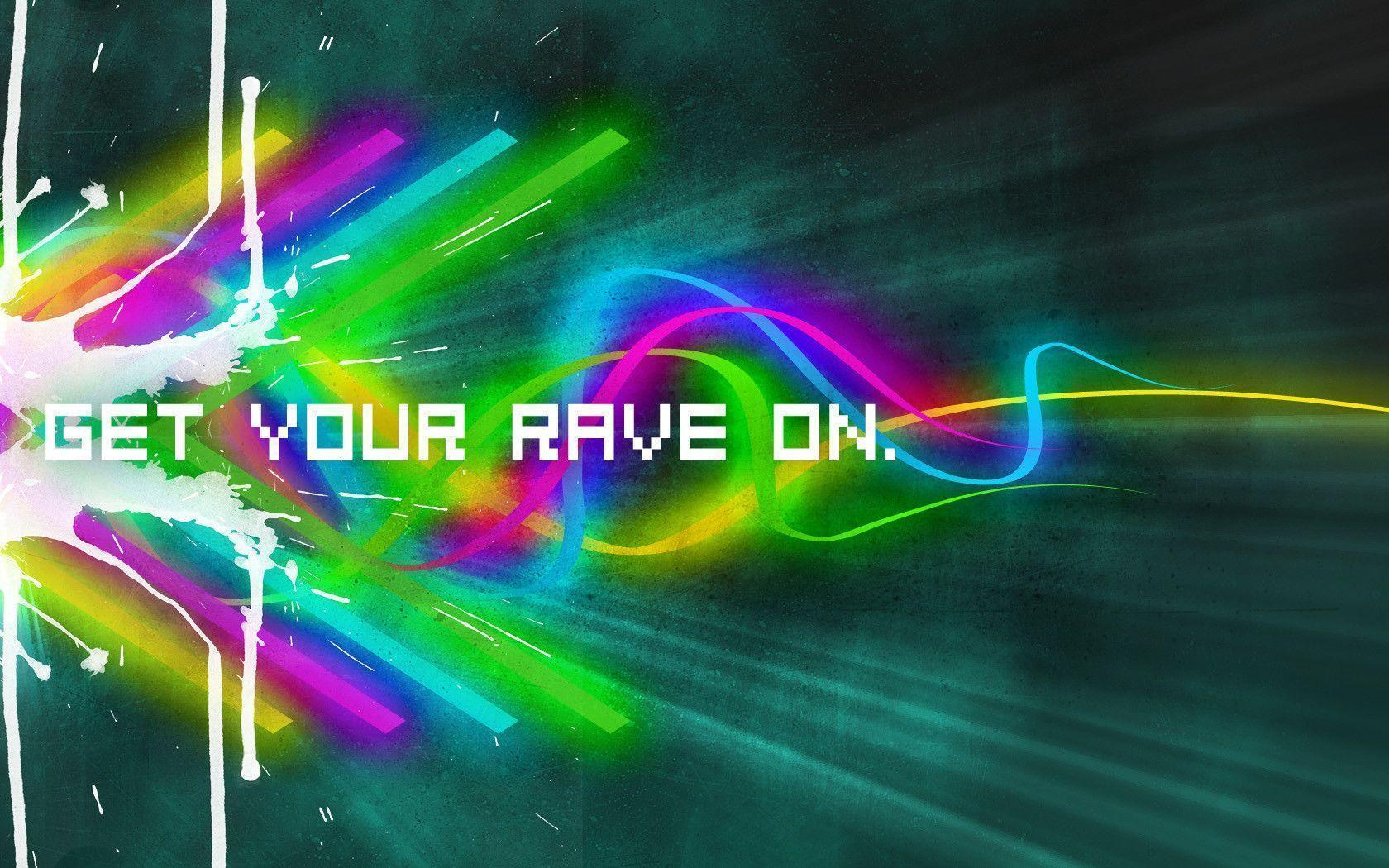 Rave Background