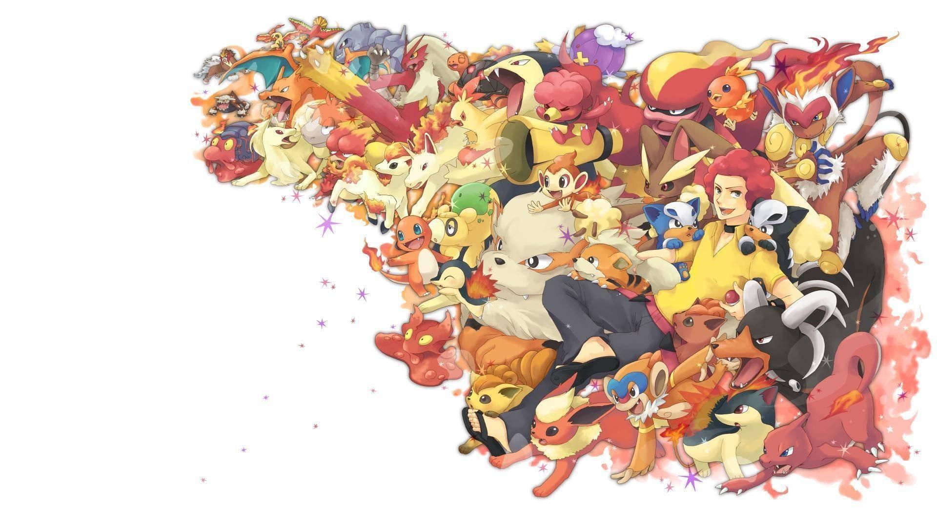 Pokemon Anime Wallpapers Wallpaper Cave