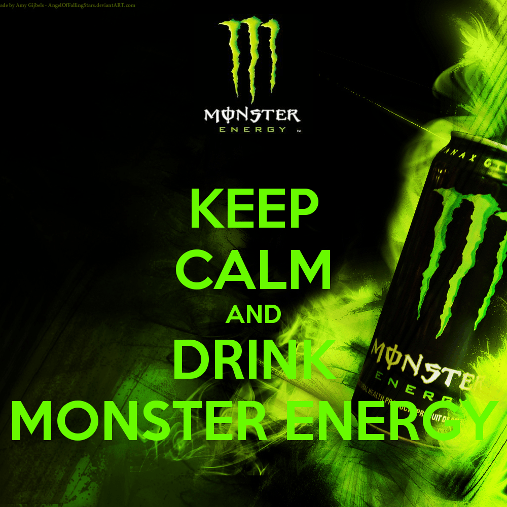 Monster Energy Drink Backgrounds Wallpaper Cave