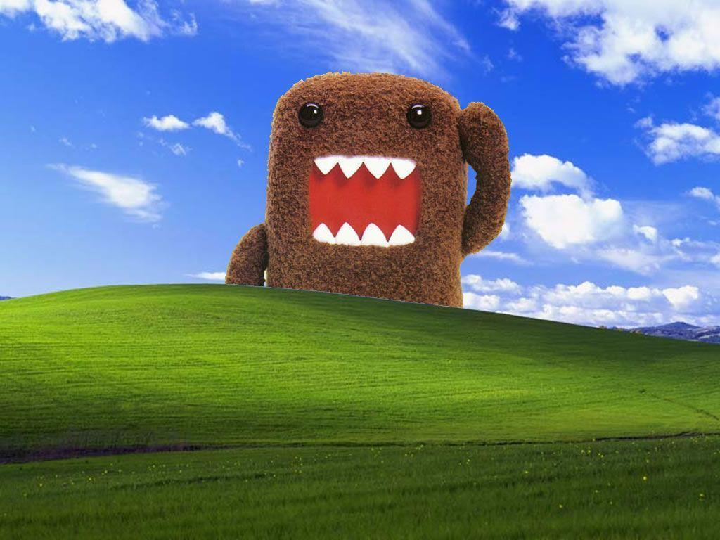 domo kun wallpapers wallpaper cave