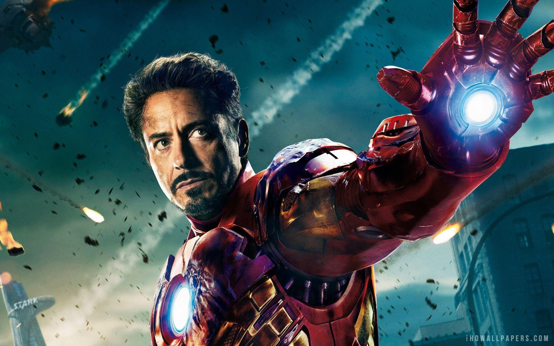 Image For > Iron Man Tony Stark Wallpapers