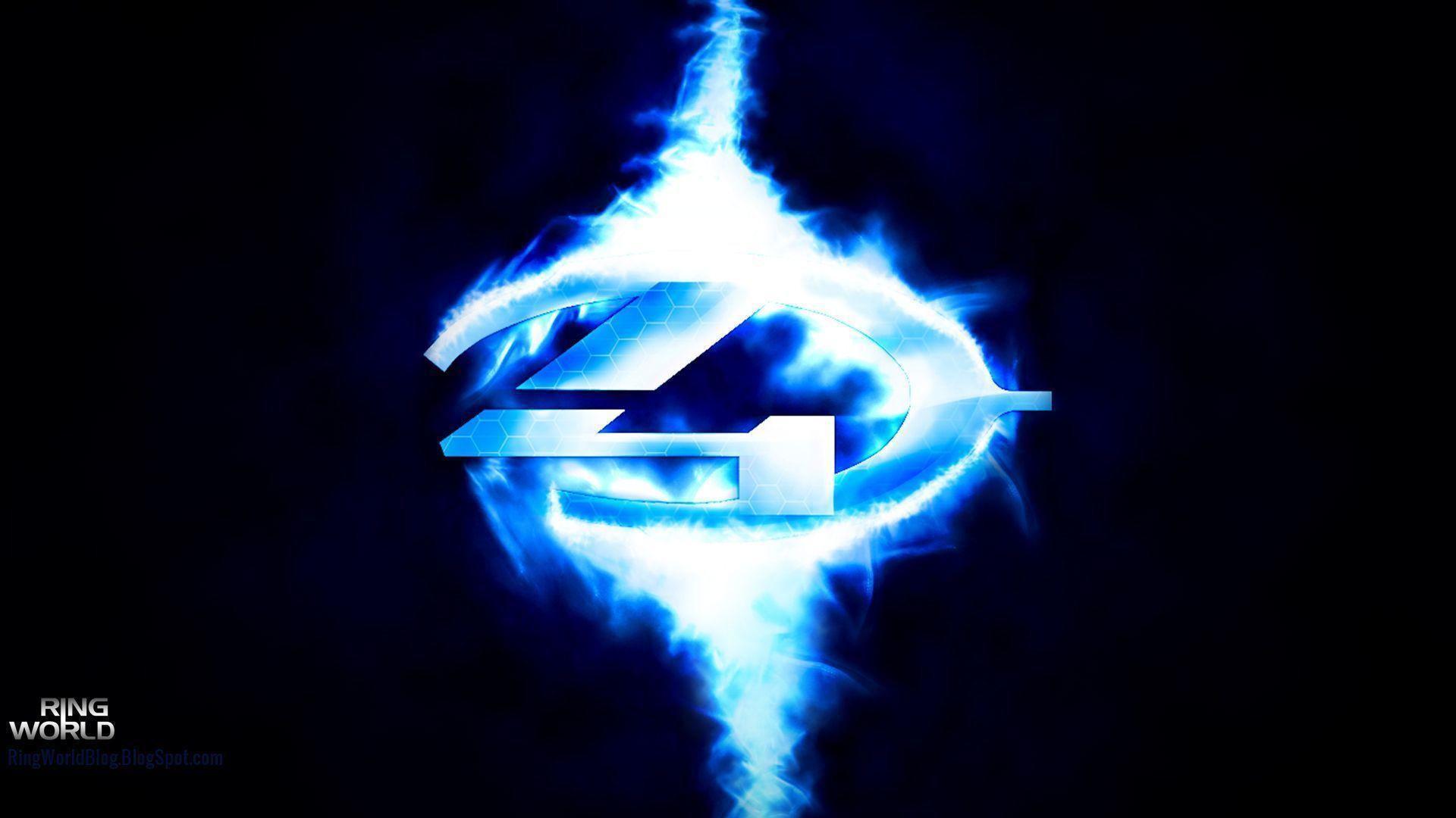 Logos For > Halo 4 Logo Wallpapers