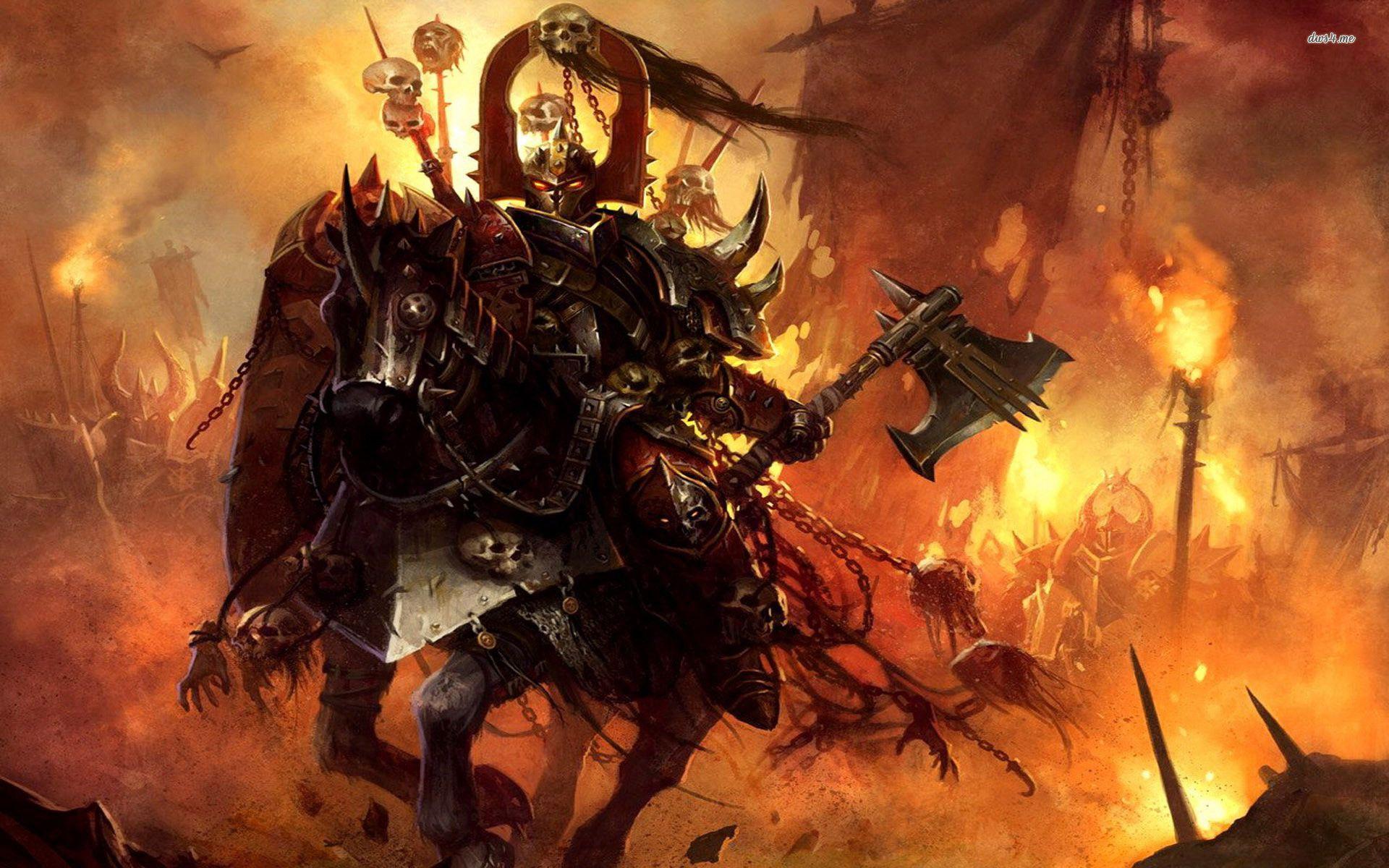 Warhammer Wallpapers - Wallpaper Cave