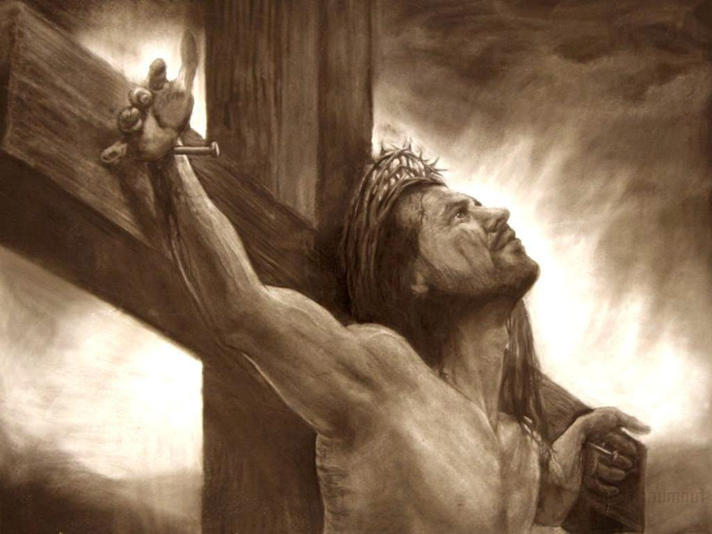 Jesus On The Cross Wallpapers - Wallpaper Cave
