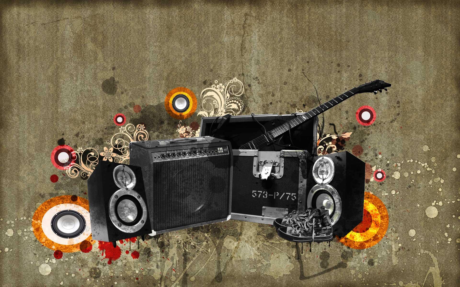 Retro Music Wallpapers