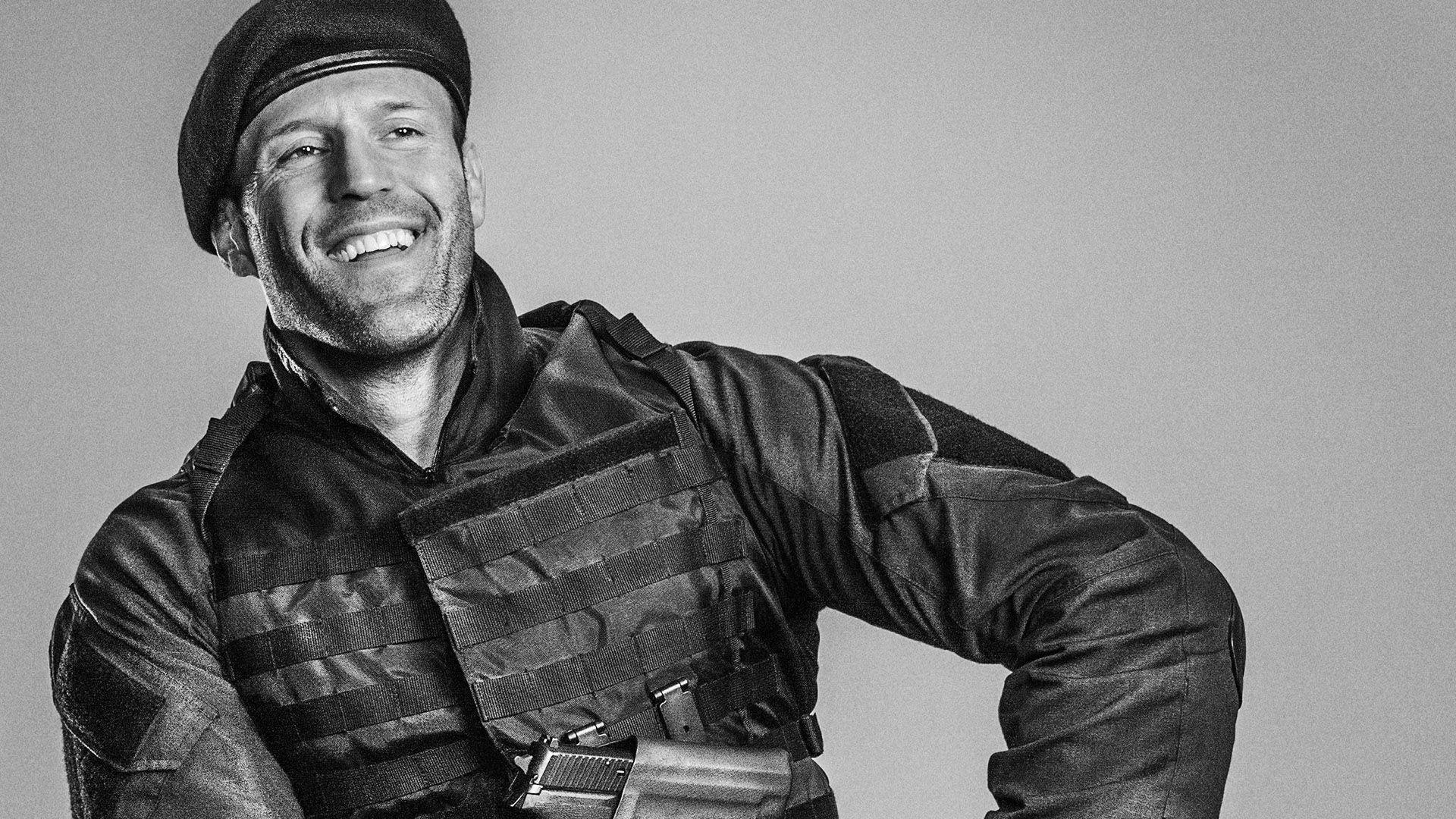 Jason Statham In The Expendables 3 Movie Wallpaper Wide or HD ...