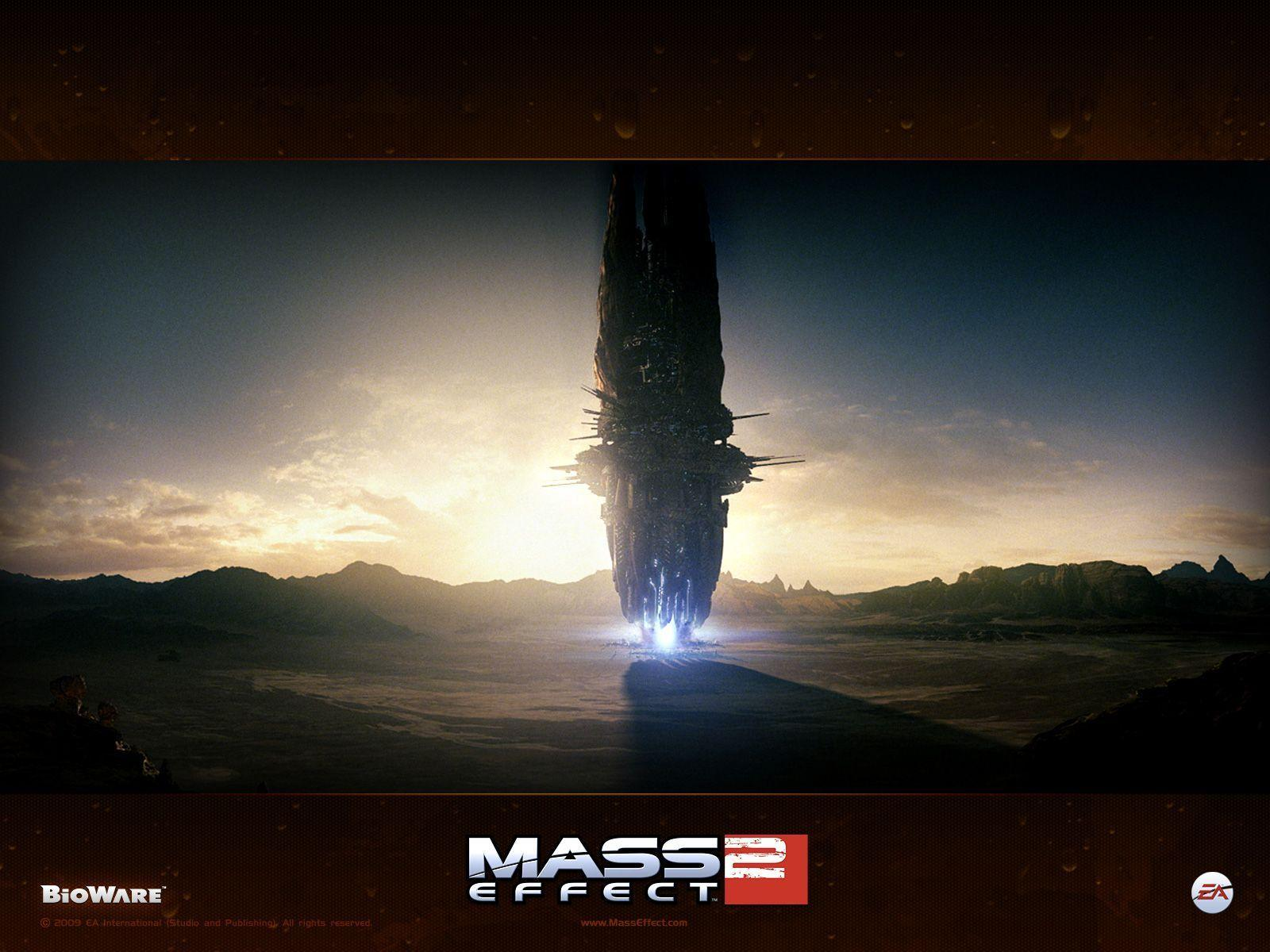 Fond ecran, wallpapers Mass Effect 2
