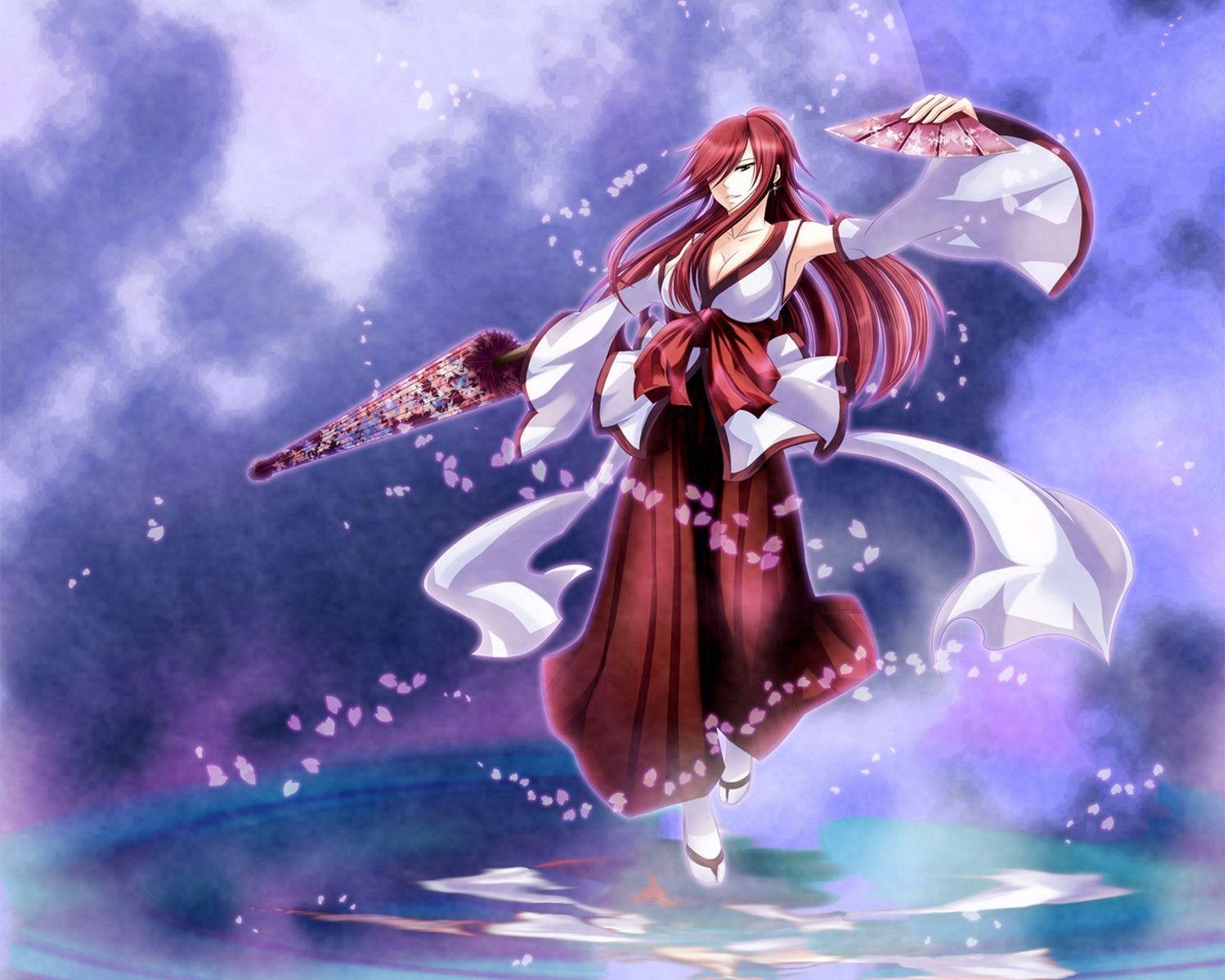 erza scarlet wallpapers wallpaper cave