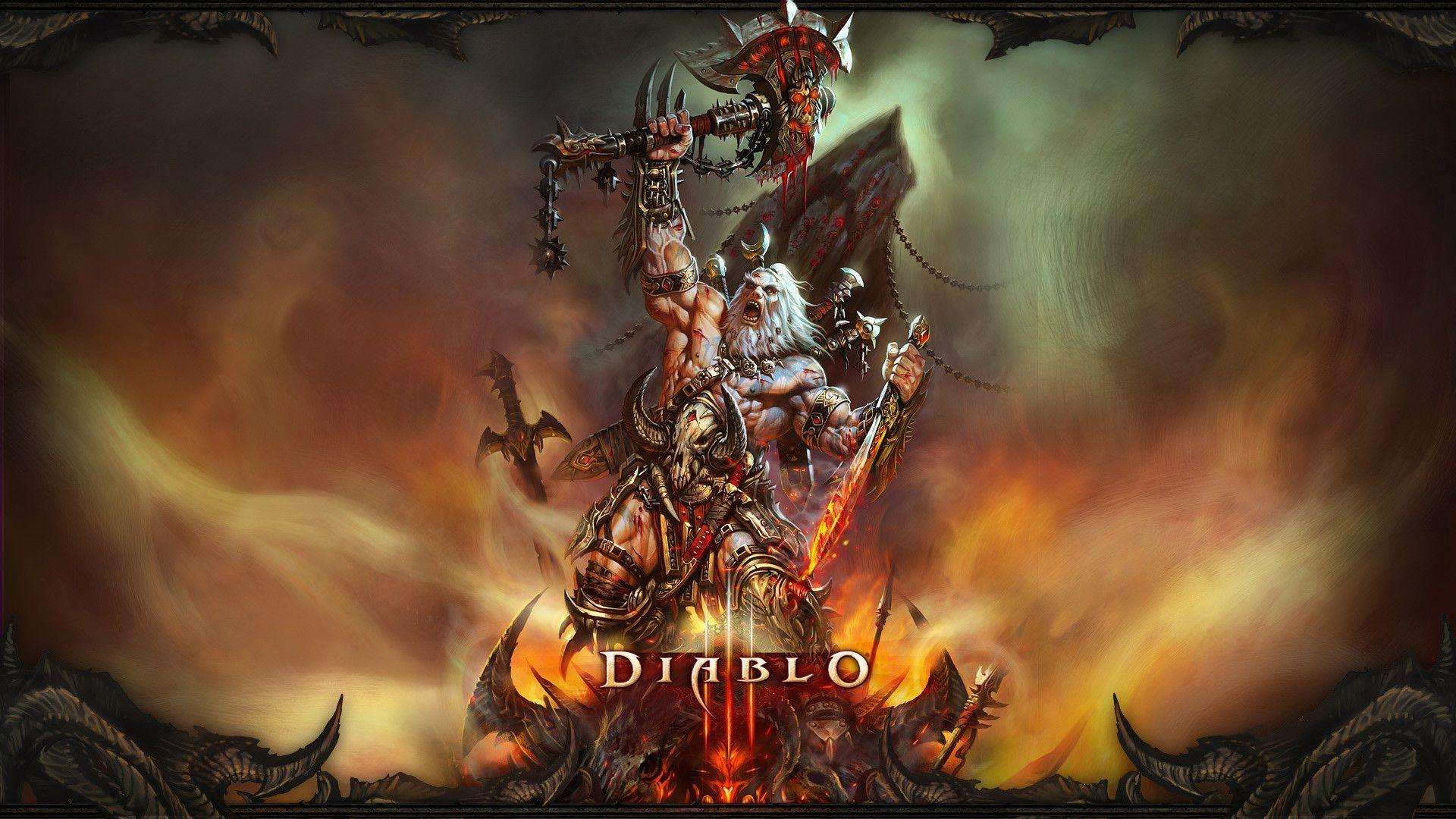 Diablo 3 Crusader Wallpaper 1920x1080 Diablo 3 Wallpapers 19...