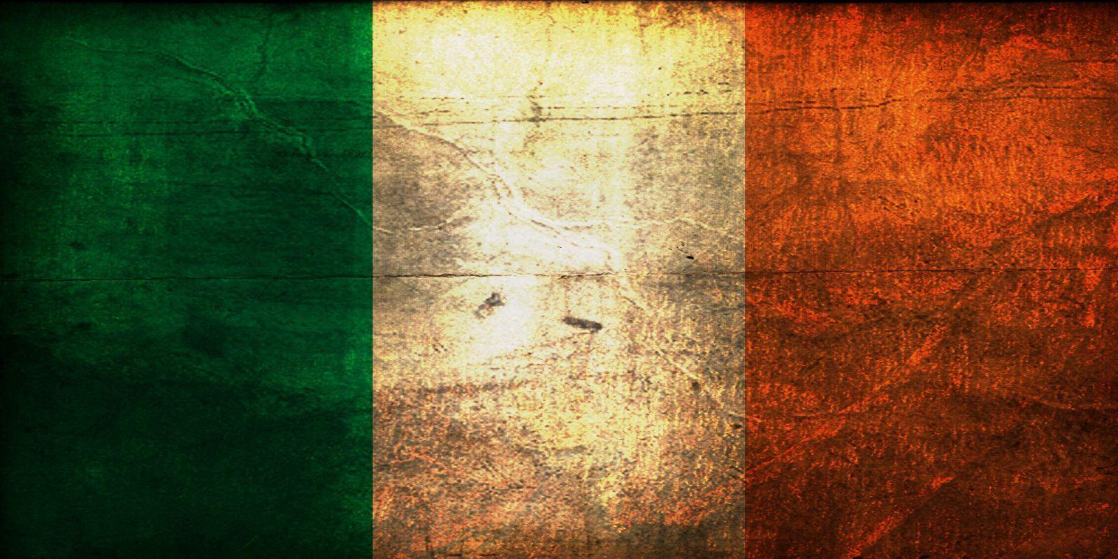 Ireland Flag Wallpapers Wallpaper Cave