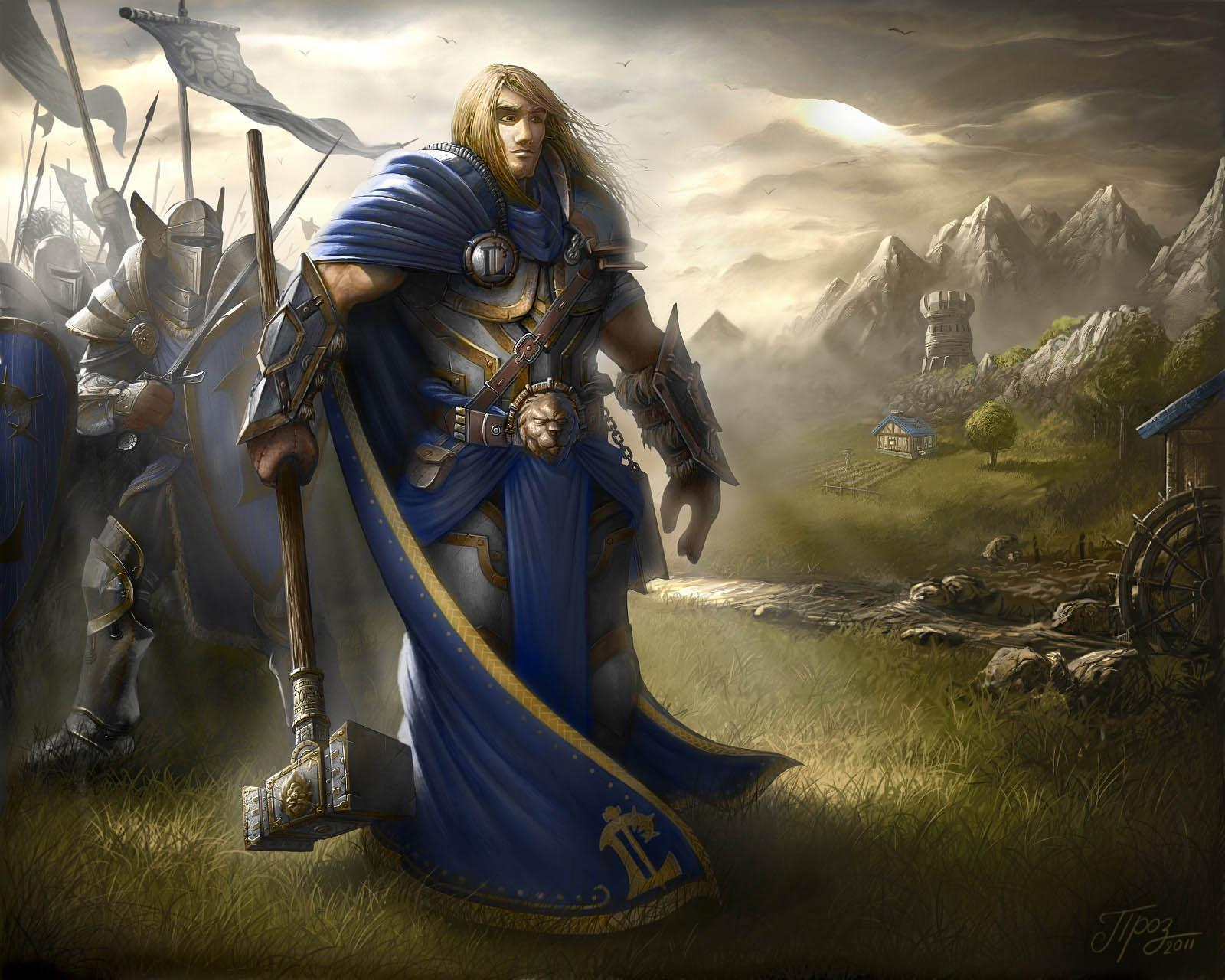 3 Warcraft III: Reign Of Chaos Wallpapers