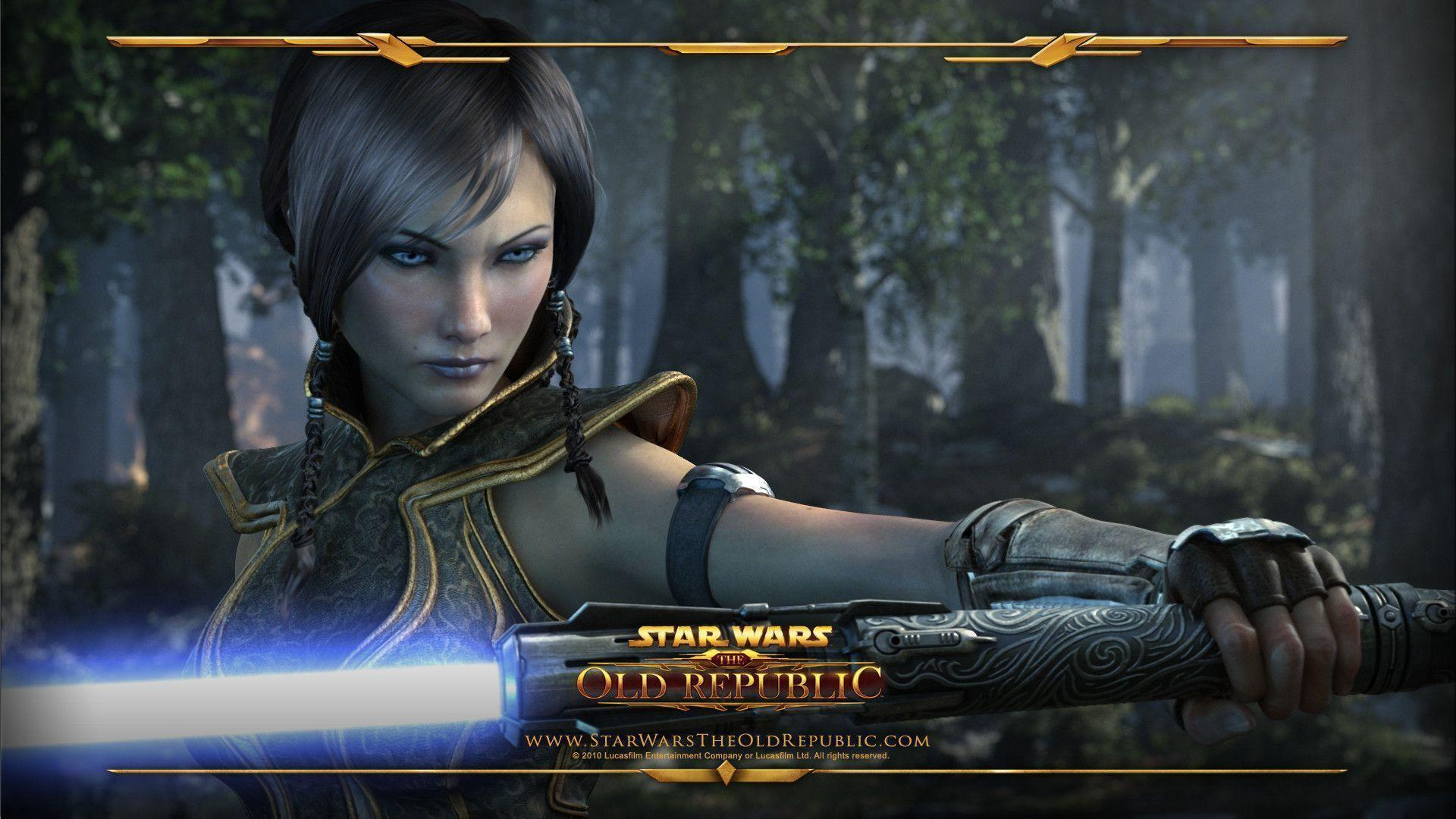 Star War The Old Republic Wallpaper: SWTOR Wallpapers 1920x1080