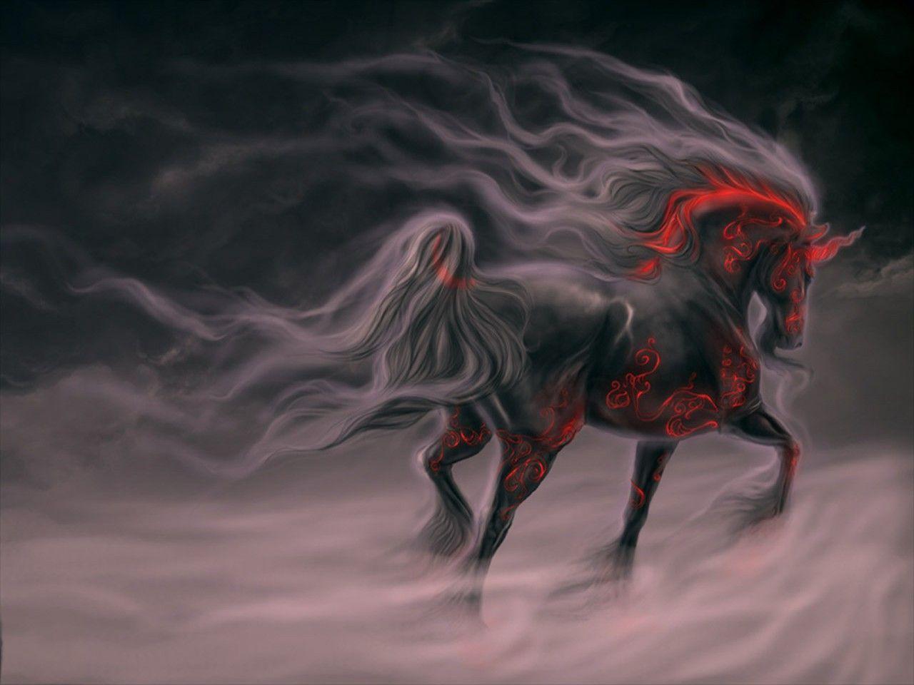 Fantasy Horse Wallpapers Wallpaper Cave
