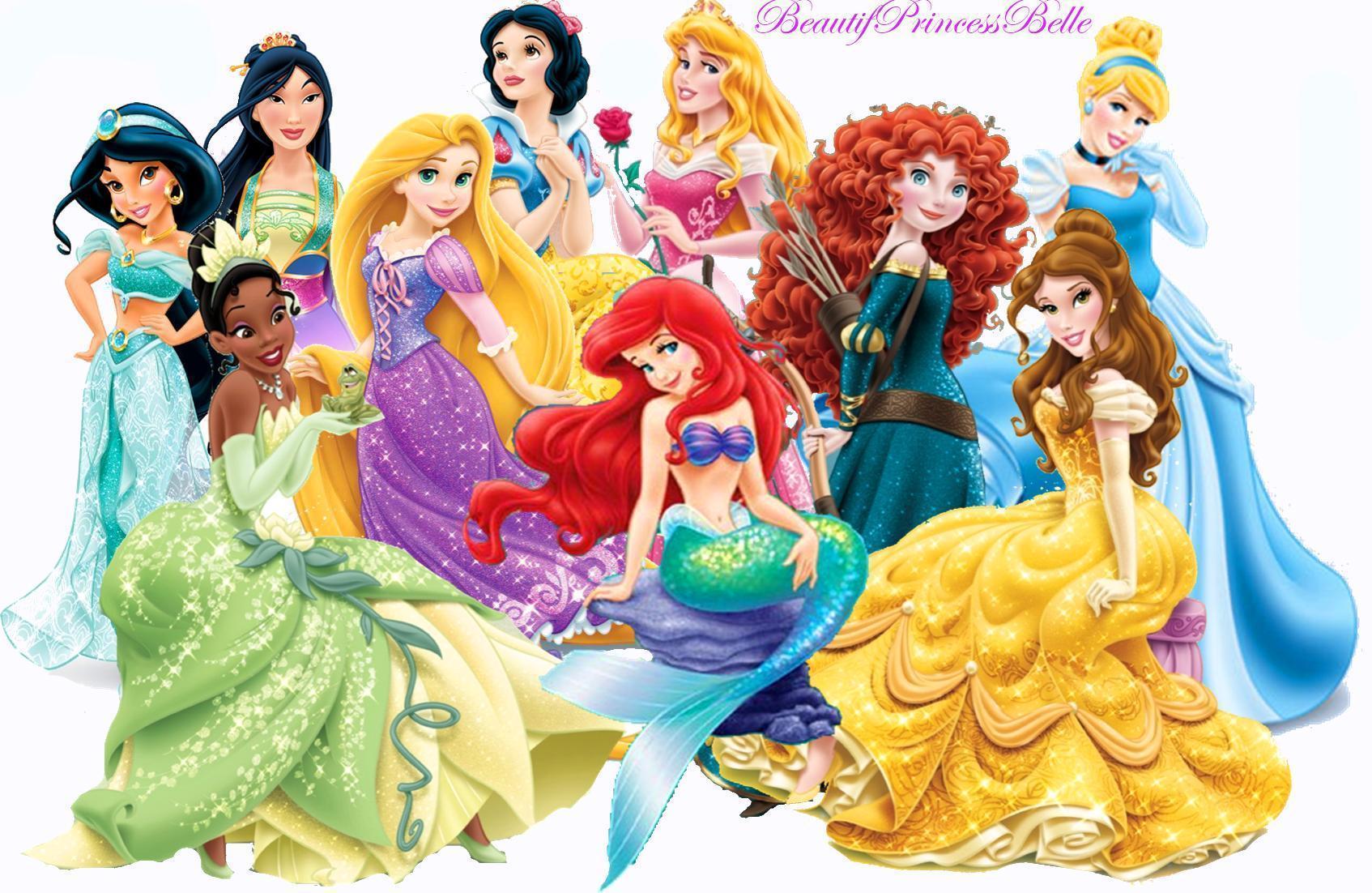 High Resolution Disney Wallpaper: Disney Princess Backgrounds