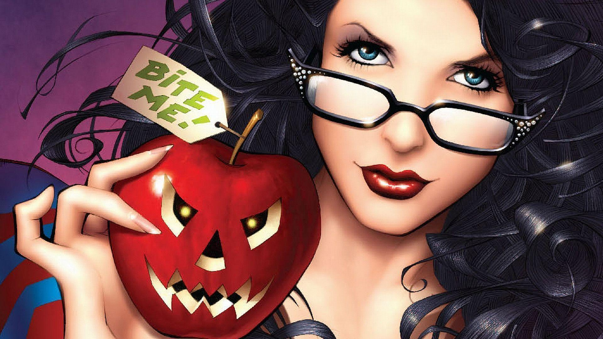 female grimm fairy tales wallpaper - photo #27