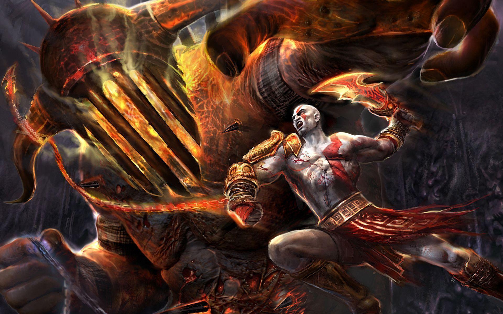 HD Pics God Of War Wallpaper HQ Backgrounds