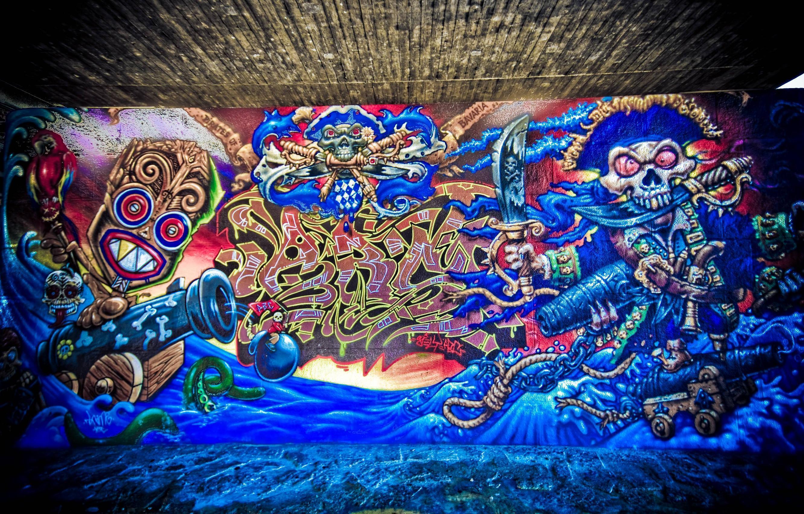 Graffiti Desktop Wallpapers - Wallpaper Cave