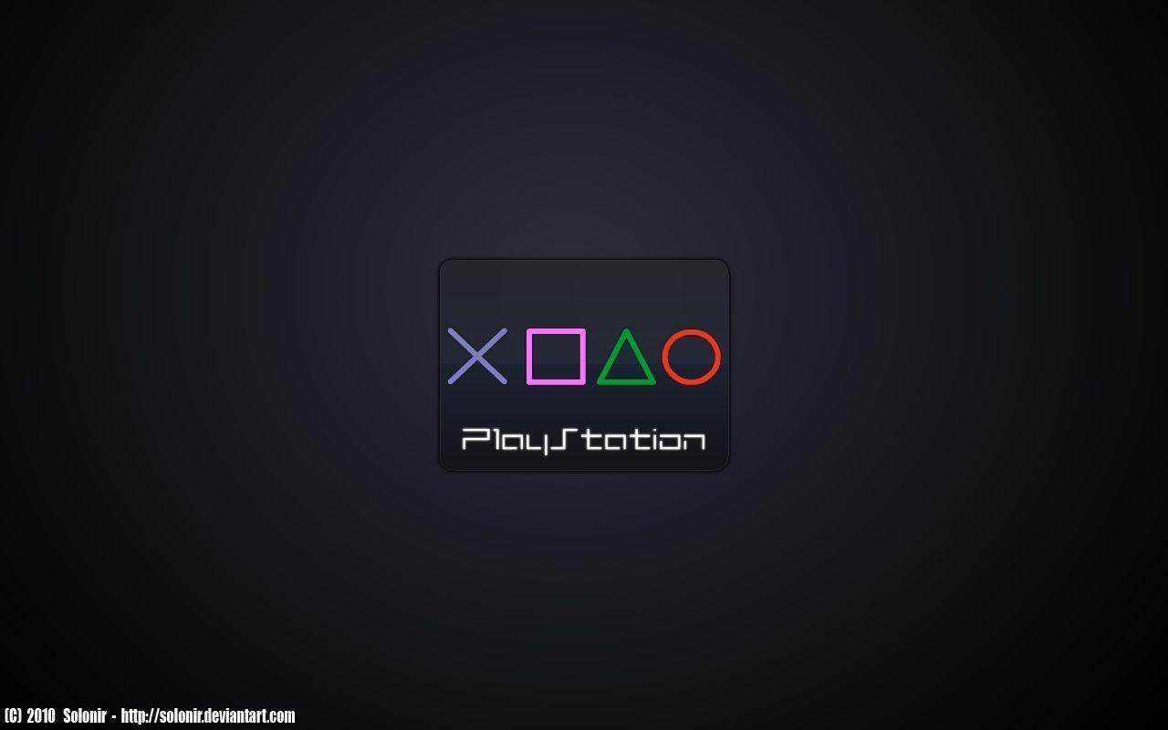 Playstation Wallpapers by Solonir