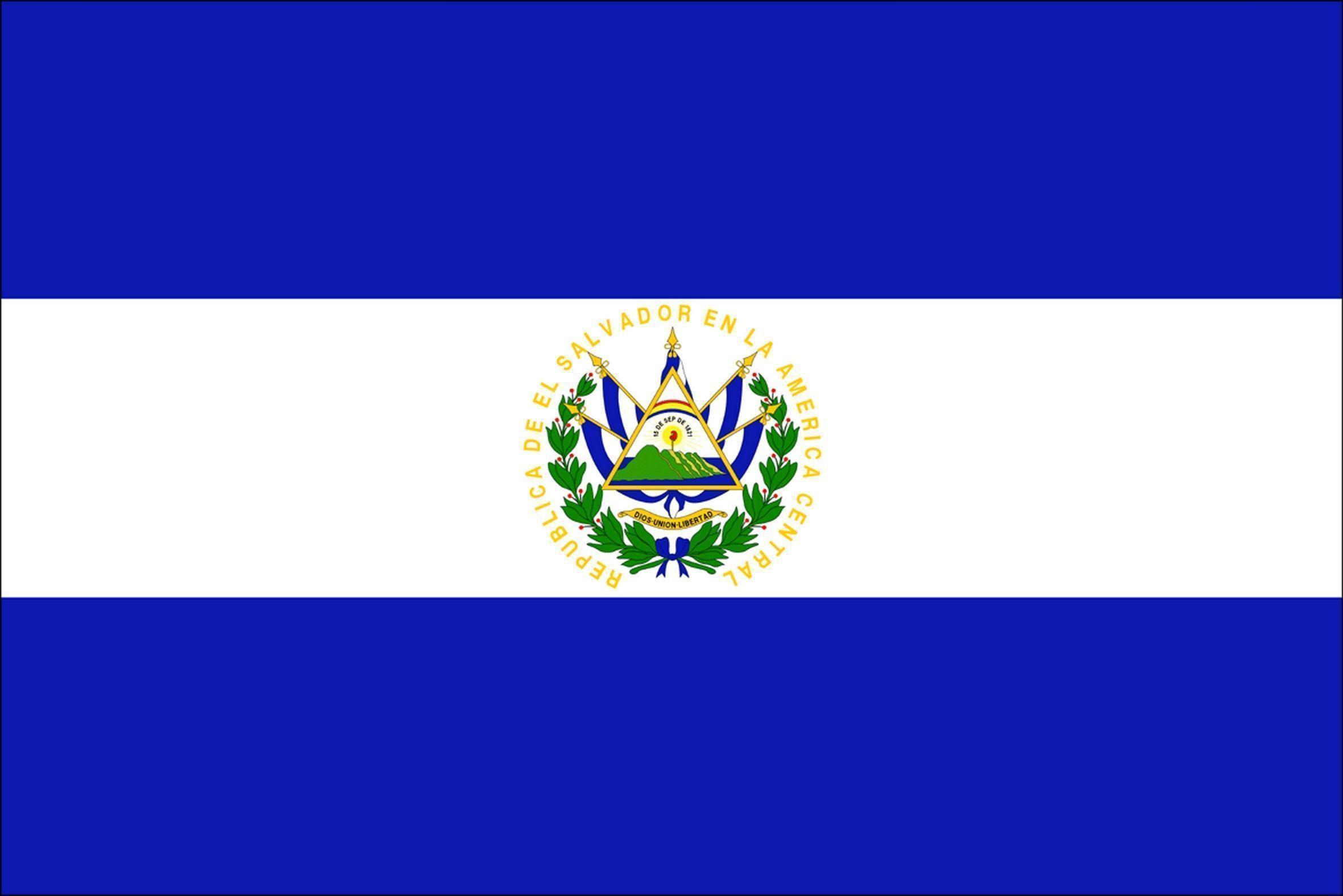 El Salvador Flag Wallpapers  Wallpaper Cave