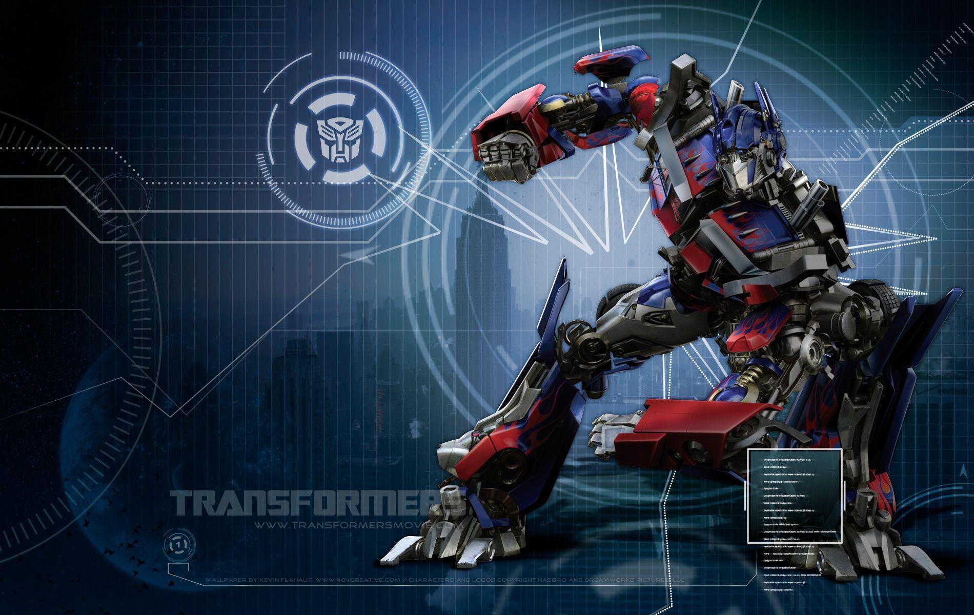 Optimus Prime Transformers In Cartoons