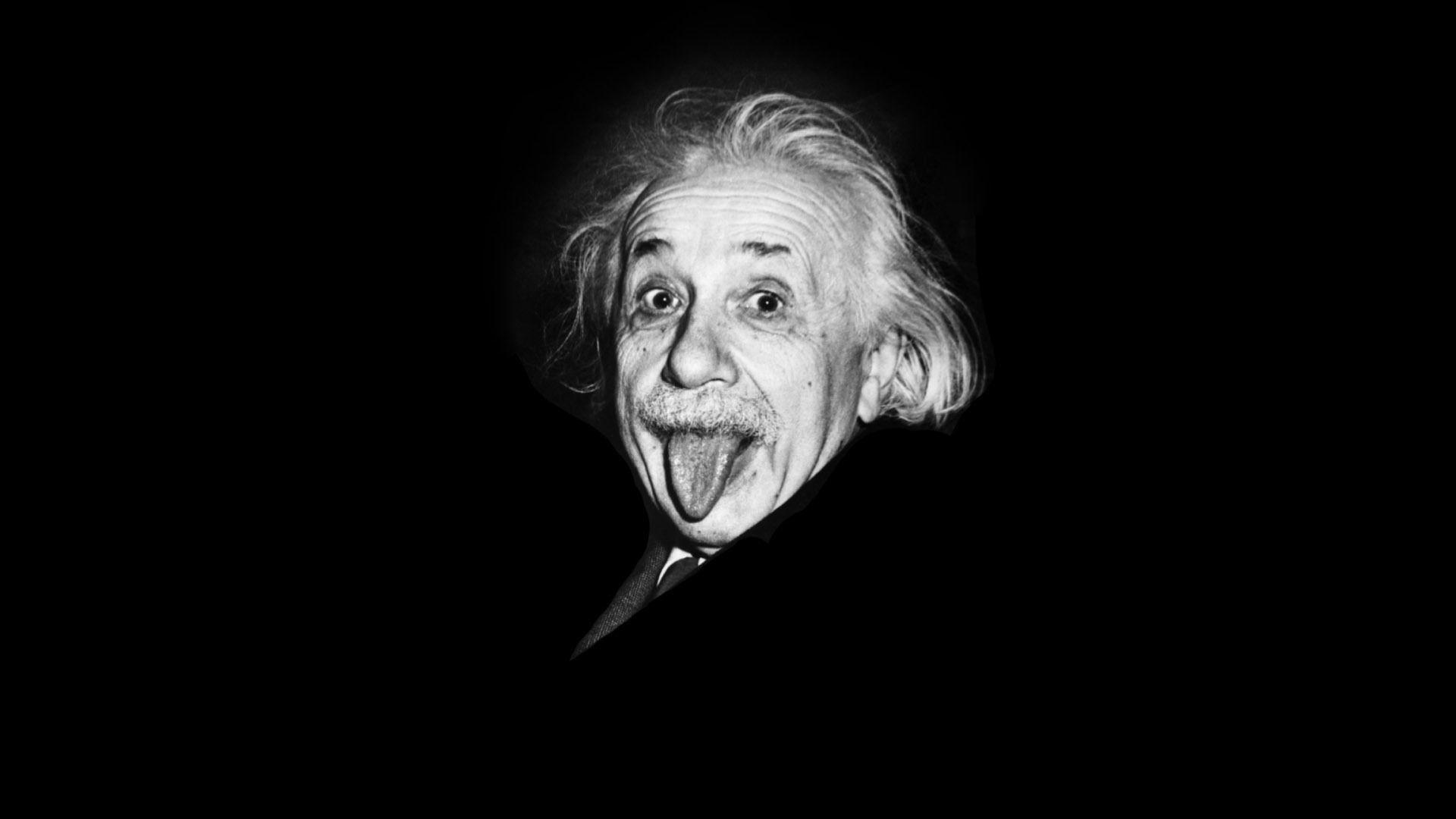 Albert Einstein Wallpaper Scientist Physicist