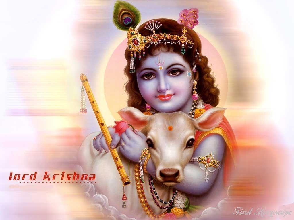 Lord Krishna Wallpapers - Find Horoscope