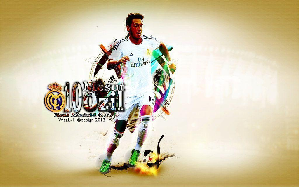 Mesut Ozil Wallpapers by WaaaLi