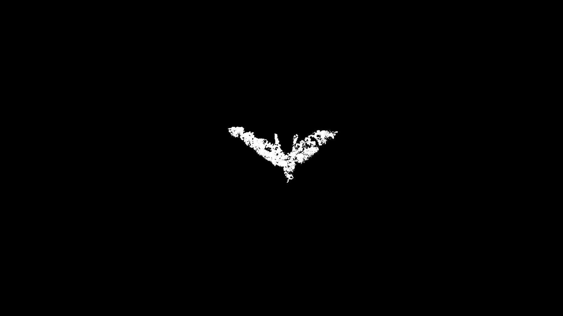 Wallpapers For > The Dark Knight Logo Wallpapers