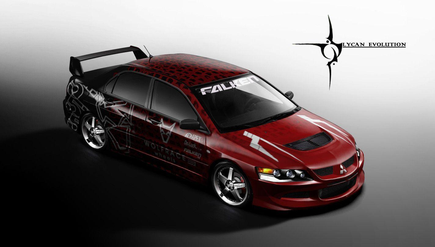 Mitsubishi Evo 8 Wallpaper | Mitsubishi |CAR GALLERY