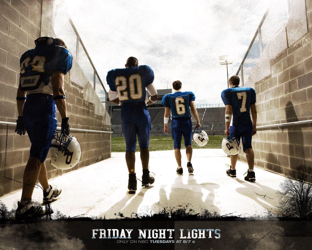 Friday Night Lights Wallpaper