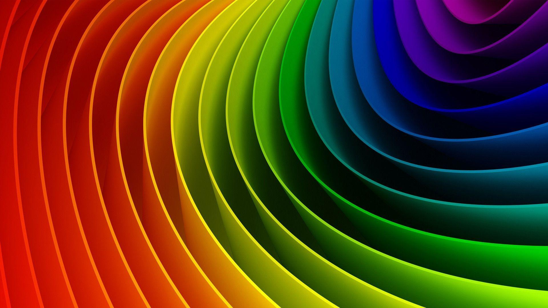 awesome rainbow wallpaper backgrounds - photo #9