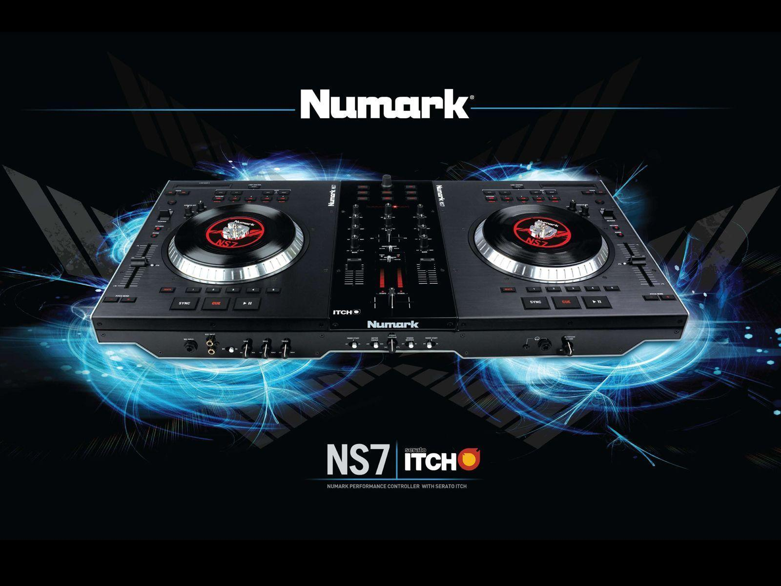 Wallpapers For > Dj Numark Mixer Wallpapers