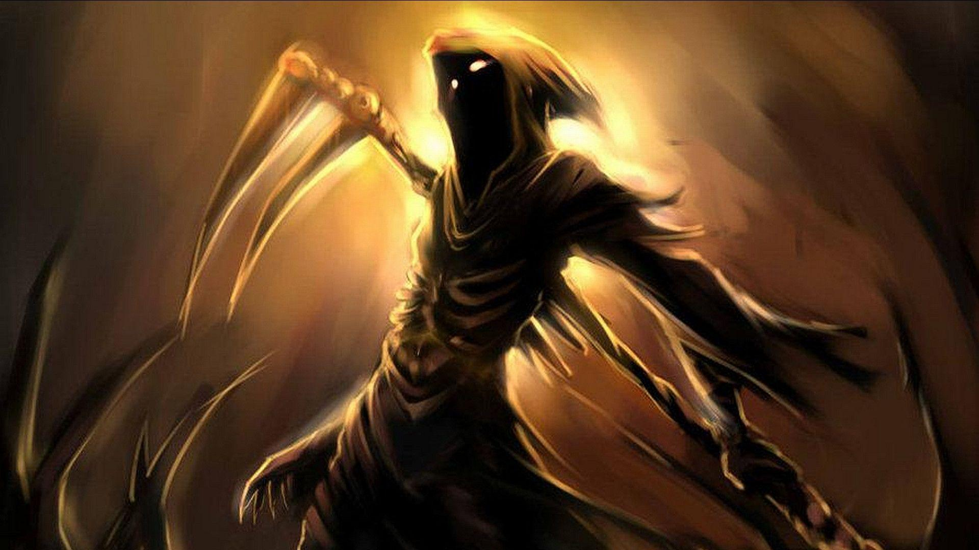 Grim Reaper Desktop Backgrounds - Wallpaper Cave