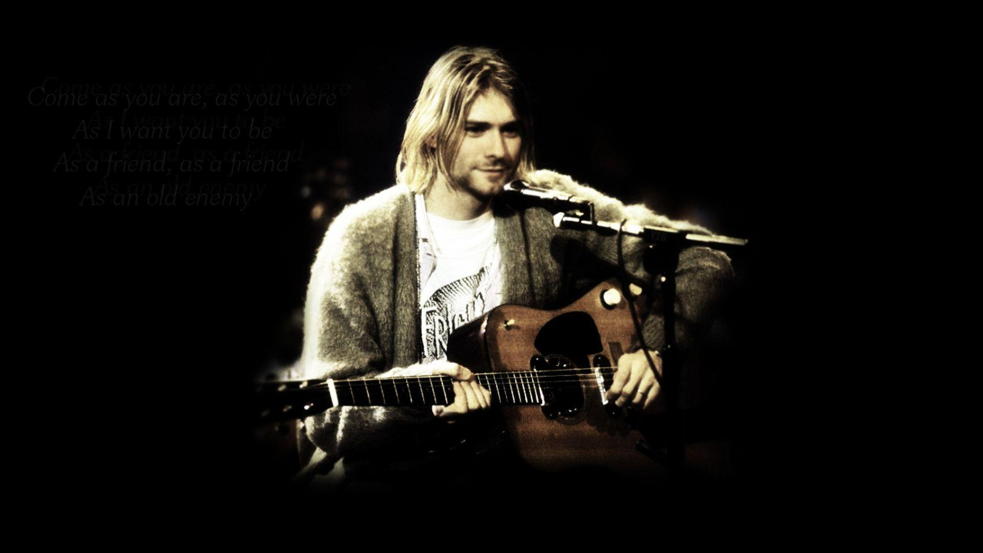 Kurt Cobain Backgrounds
