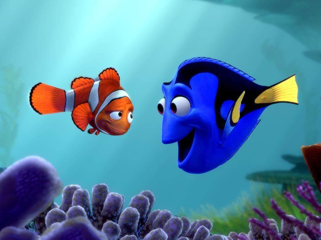 Finding Nemo HD Wallpapers