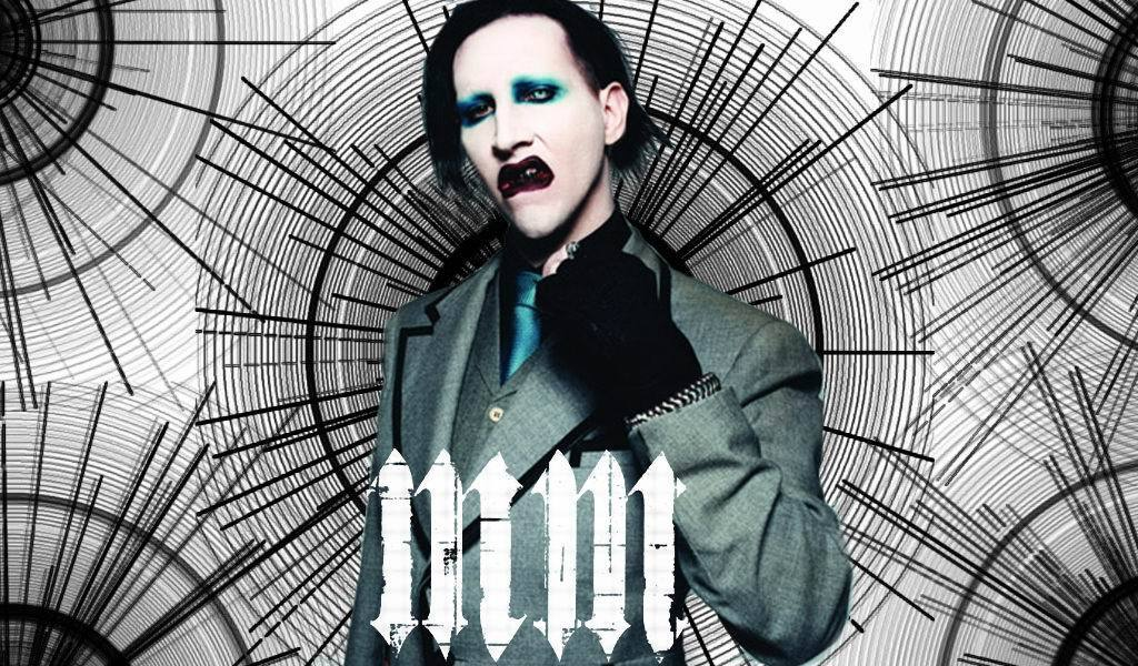 Marilyn Manson Wallpapers Wallpaper Cave