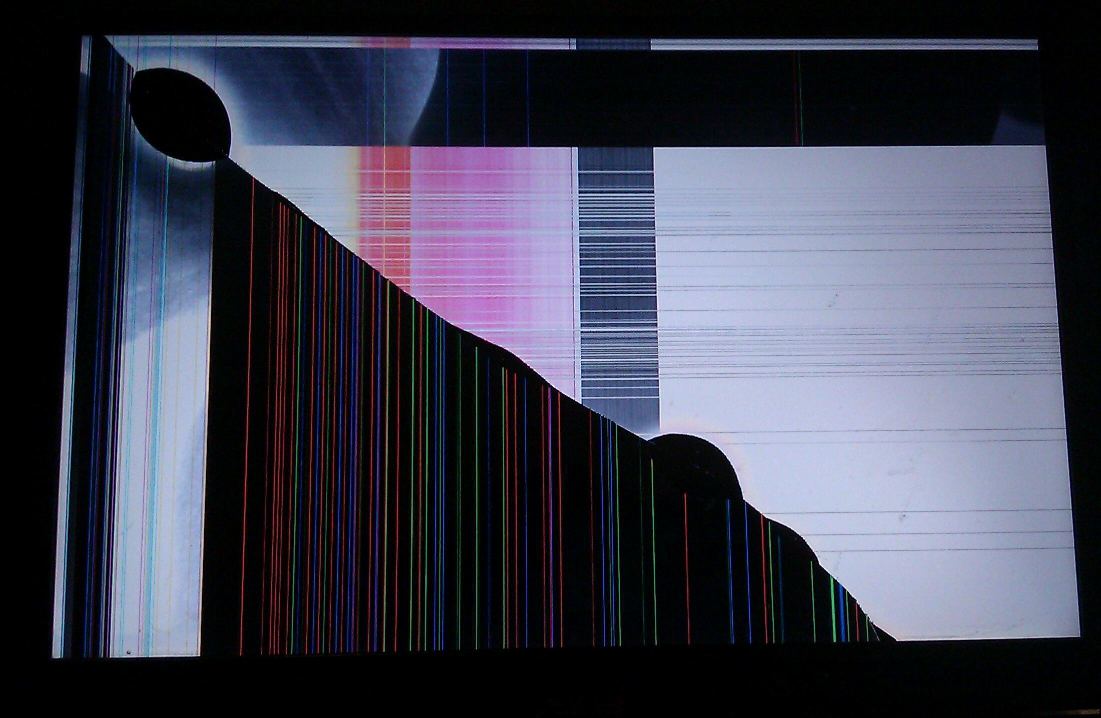 Broken Screen Wallpaper: Broken Lcd Screen Wallpapers