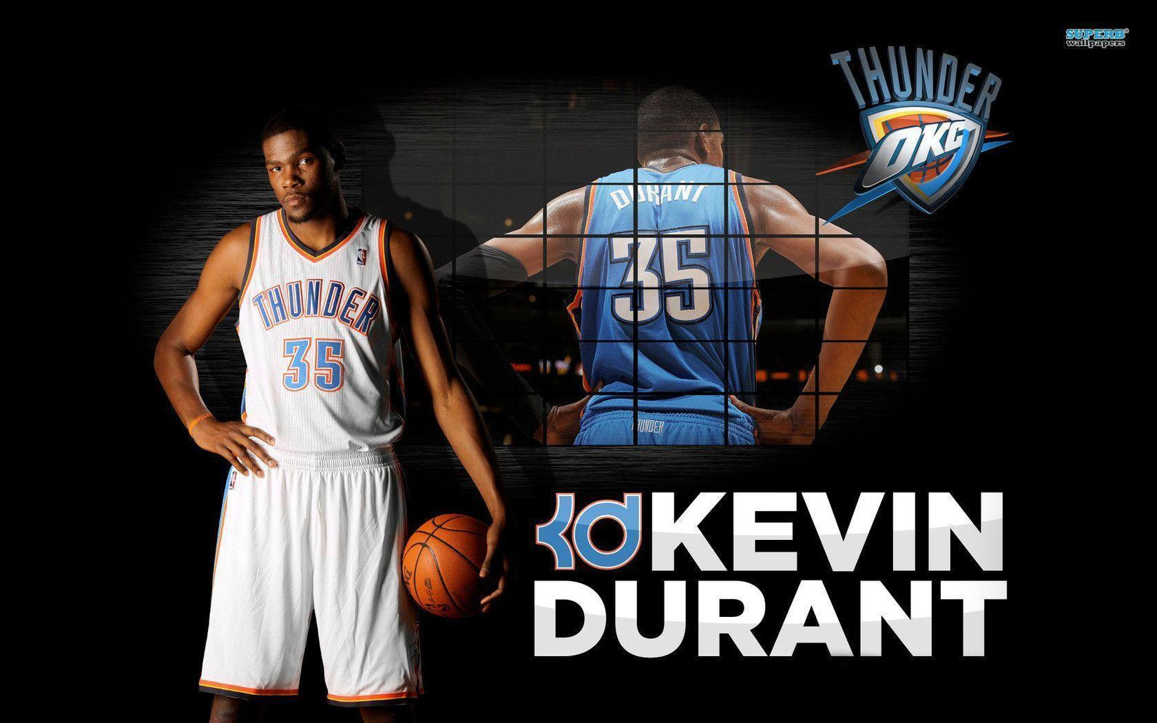 Kevin Durant Desktop Wallpapers - Wallpaper Cave