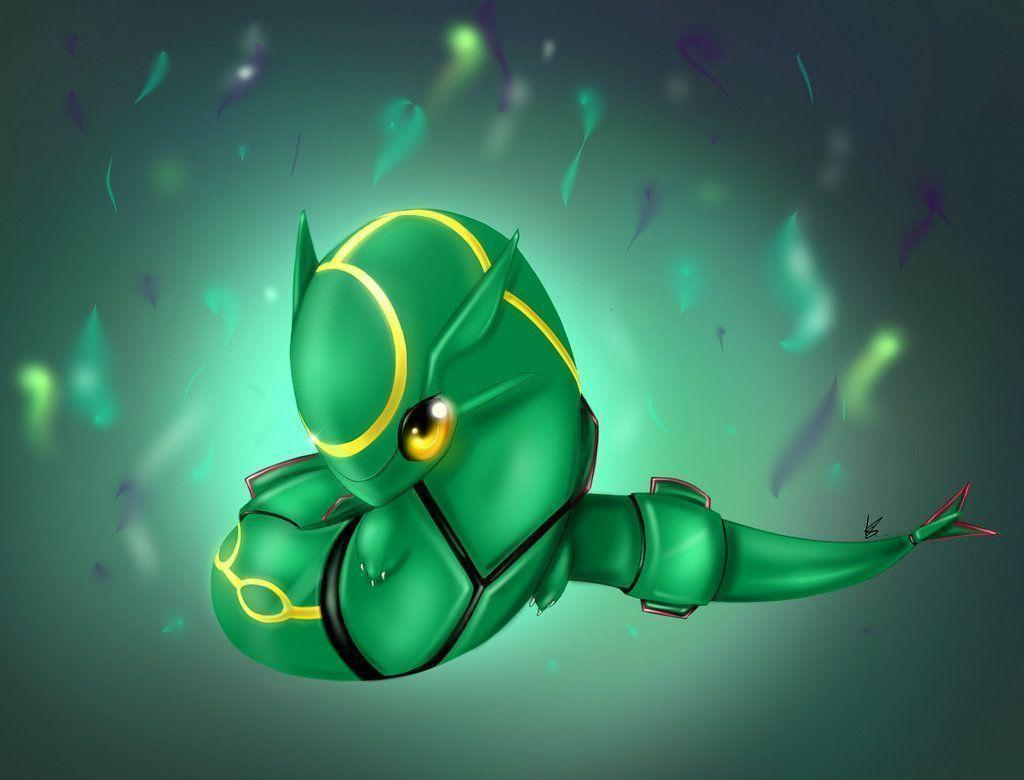 Rayquaza Wallpapers - Wallpaper Cave