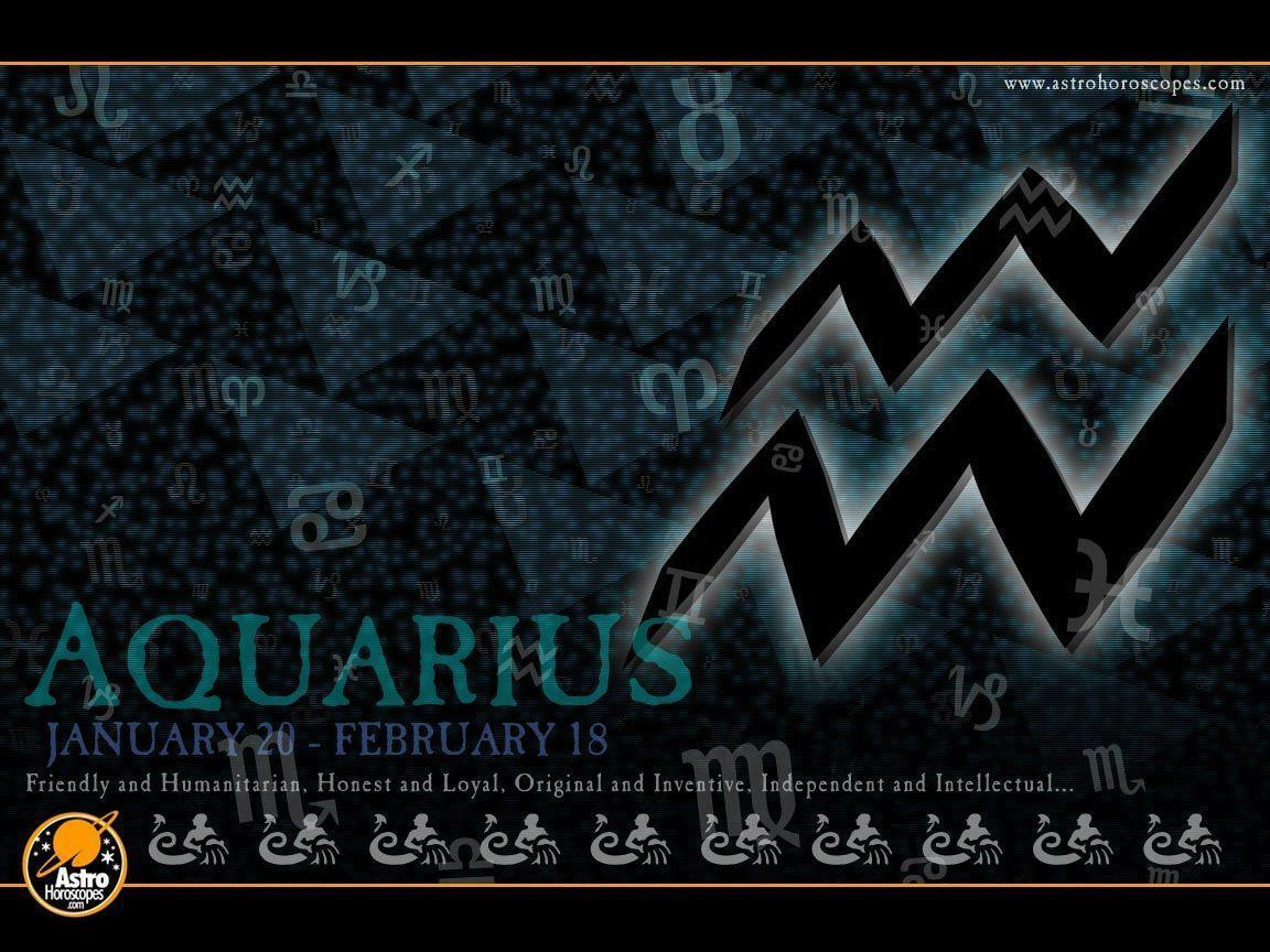 Aquarius Wallpapers and Pictures