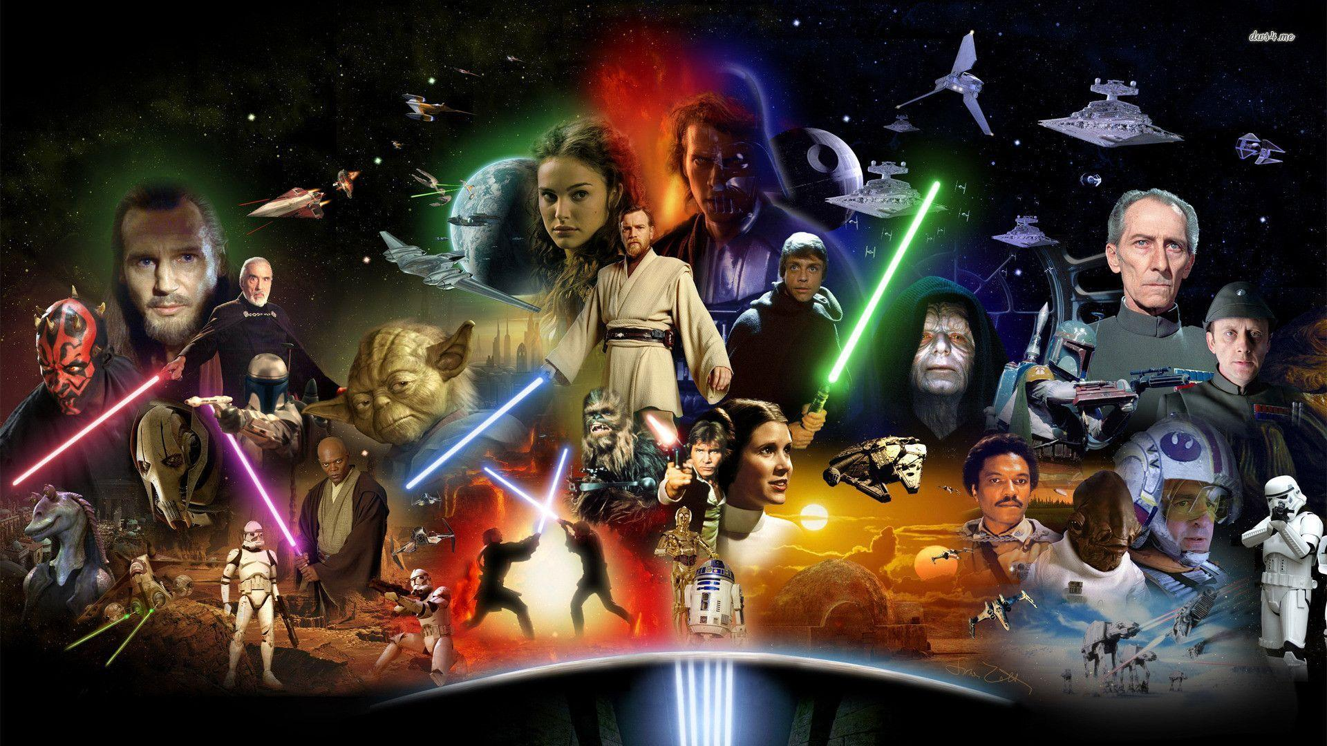 Star Wars Wallpapers 19x1080 Wallpaper Cave