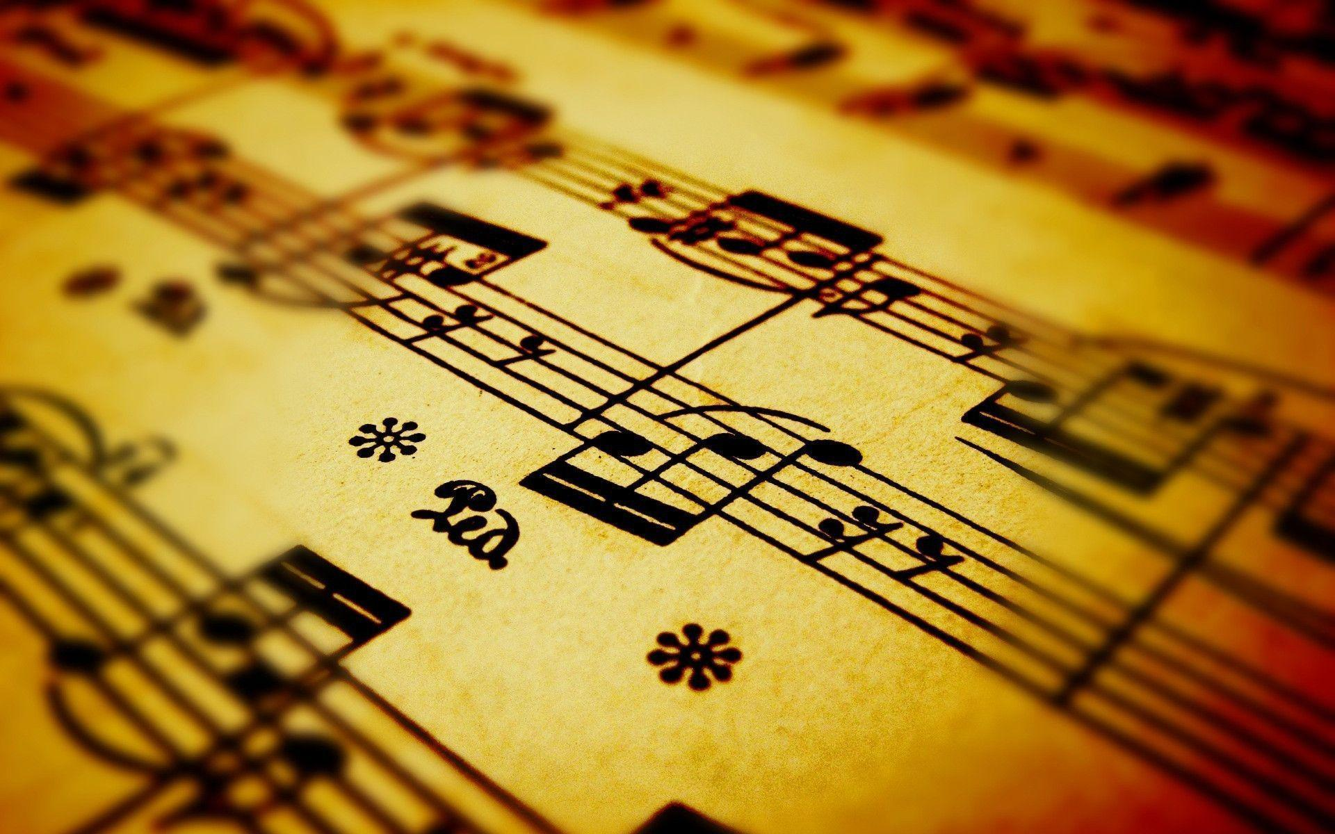 Music Notes Wallpapers 1920x1200 Wallpapers computer