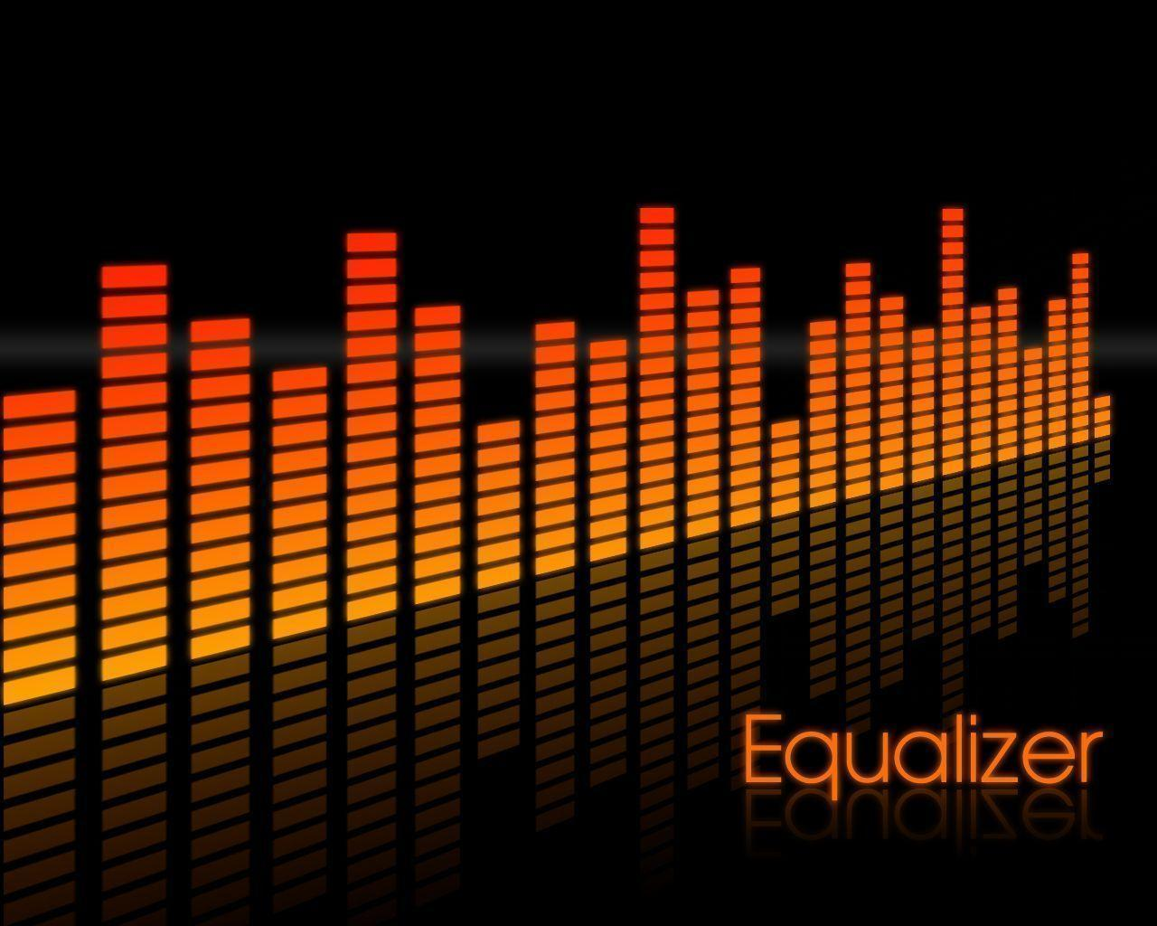 Music Bars Wallpaper: Equalizer Wallpapers